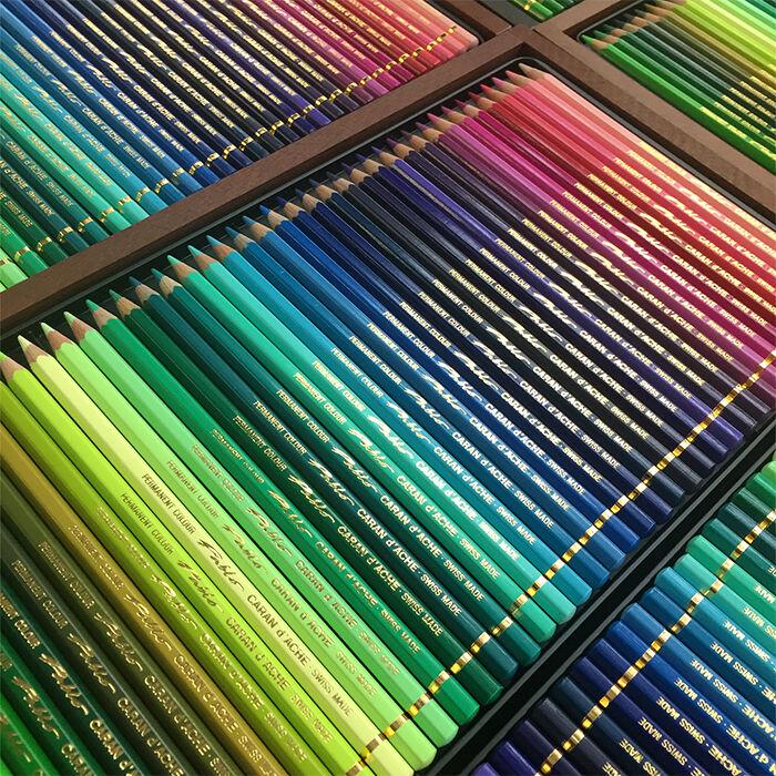 Crayons Permanents Pablo Caran Dache