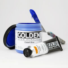 OPEN Acrylics GOLDEN
